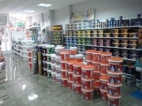 Almacenes Armenteros - Tiendas de Pintura Jaén 2