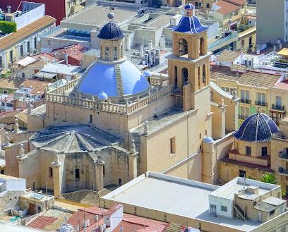 Concatedral d'Alacant Sant Nicolau de Bari