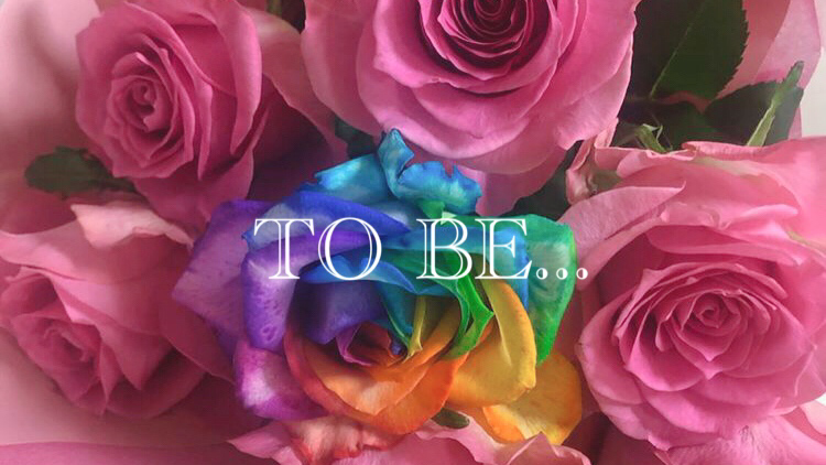 TO BE...