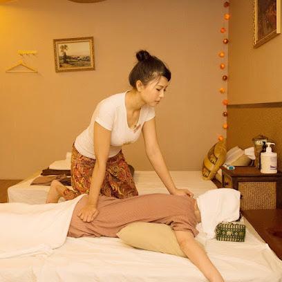 imagen de masajista capitana shi 2