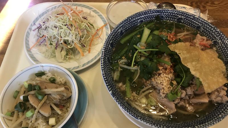 タイ料理クルンテープ本店