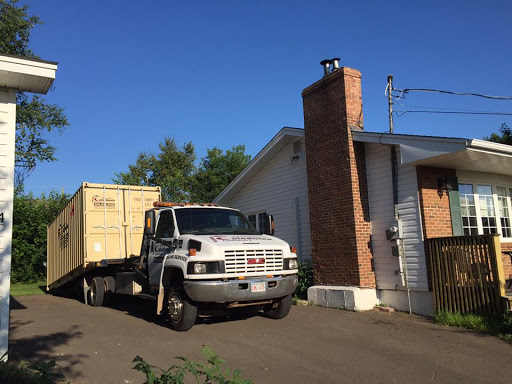 Storage Caledonia Containers & Moving Inc. in Moncton (NB) | LiveWay