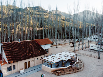 Camping Rio Tus Yeste Albacete
