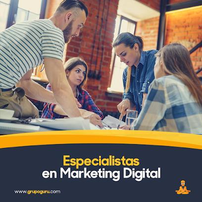 Grupo Guru Mexicali - Agencia de Marketing Digital Mexicali - Paginas Web