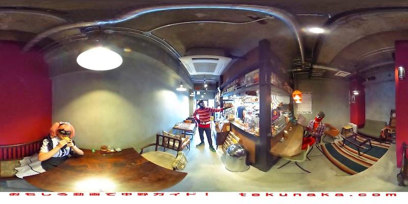 Hamburger ISLET(ハンバーガー アイレット)中野