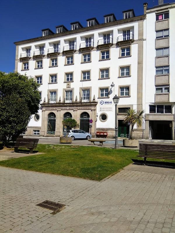 Ambulatorio Praza Do Ferrol Centro de Salud