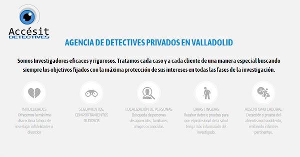 Accesit Detectives Privados