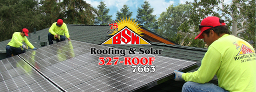 BSW Roofing, Solar & Air in Bakersfield, California