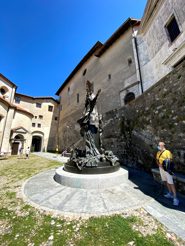 Statua di Paolo VI