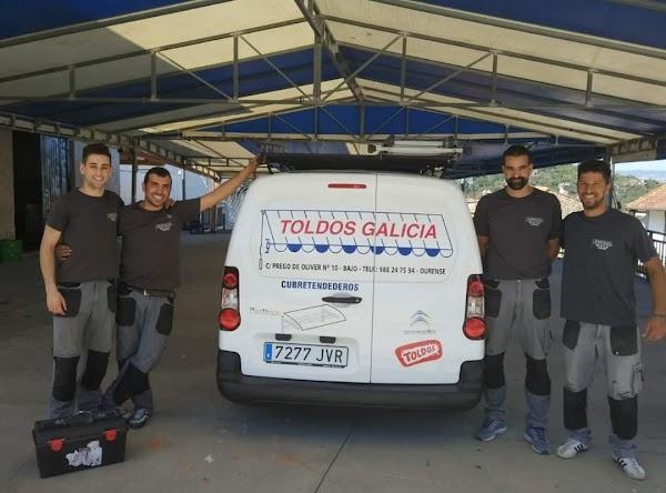 Toldos Galicia