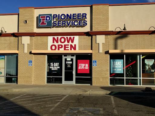 Pioneer Services Military Loans - Colorado Springs in Colorado Springs, Colorado