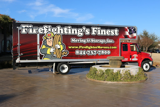Moving and Storage Service «Firefightings Finest Moving and Storage», reviews and photos