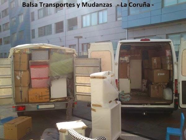 Balsa Transportes y Mudanzas