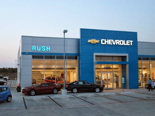 Chevrolet Dealer «Rush Chevrolet», reviews and photos