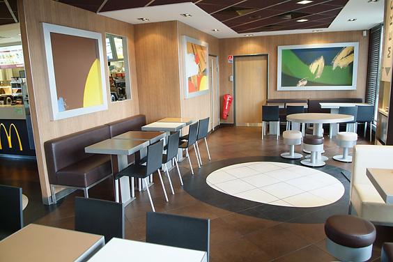 photo du resaurant McDonald's