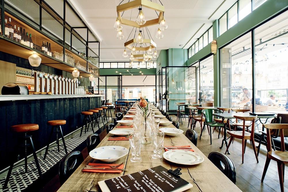 photo du resaurant Café Bâle