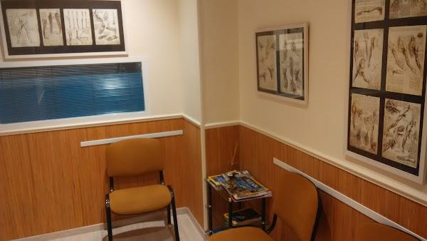 Centro de Fisioterapia Josue Martinez