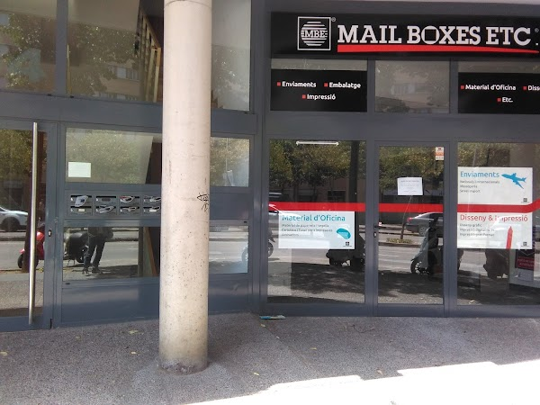 Mail Boxes Girona