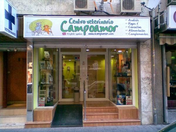 Centro Veterinario Campoamor