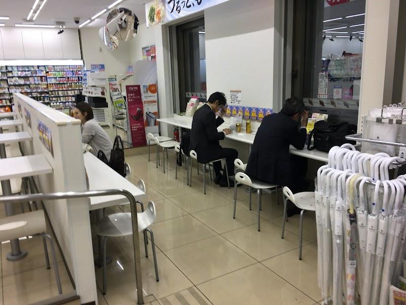 セブン-イレブン日本橋本町3丁目店