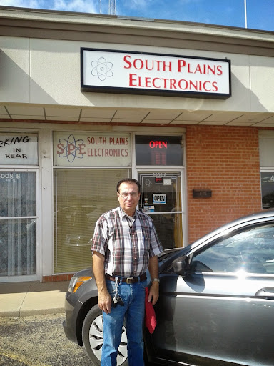 Electronics Store «South Plains Electronic Services», reviews and photos, 4008 Avenue Q B, Lubbock, TX 79412, USA