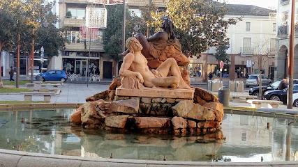 Monumento al Agua y a la Tierra