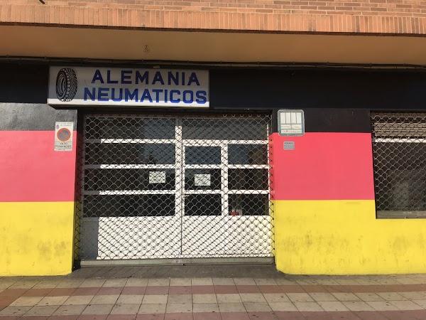 Alemania Neumáticos