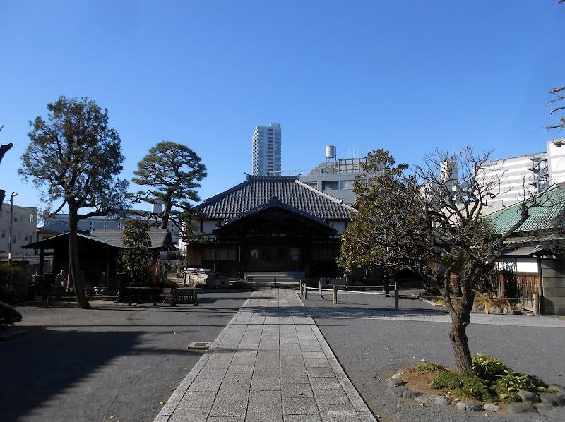 海徳寺(ホームラン地蔵)