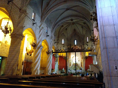Iglesia Arciprestal de Santiago