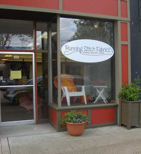 Quilt Shop «Running Stitch Fabrics», reviews and photos, 213 1st Ave S, Kent, WA 98032, USA