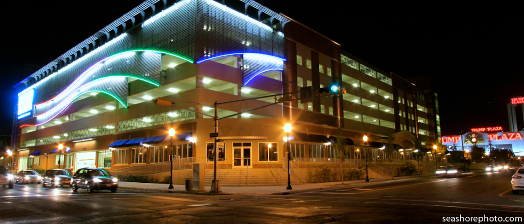 The Noyes Arts Garage of Stockton University