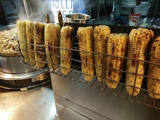 南機場夜市烤玉米