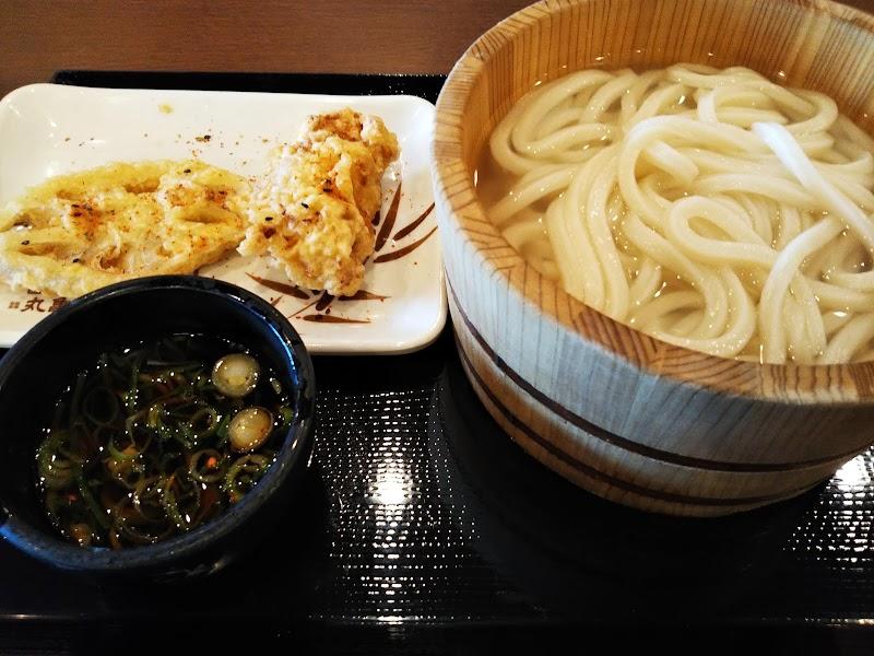 丸亀製麺郡山安積