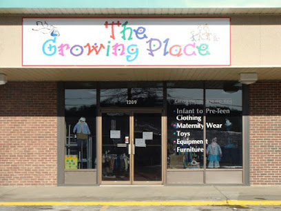 Consignment shop The Growing Place