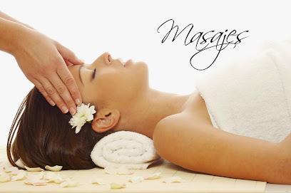 imagen de masajista Relax Therapy
