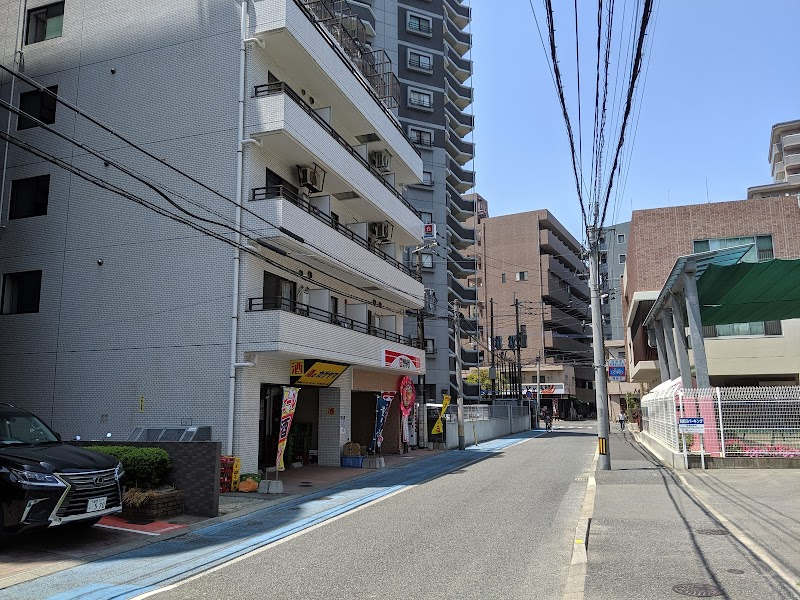 WASHハウス福岡別府3丁目店