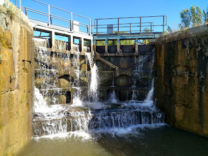Sexta Esclusa Canal De Castilla