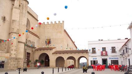 Ayuntamiento de Calera de León