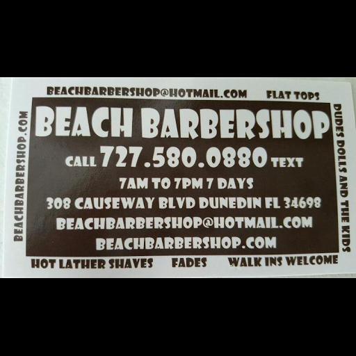 Barber Shop «Beach Barbershop», reviews and photos, 308 Causeway