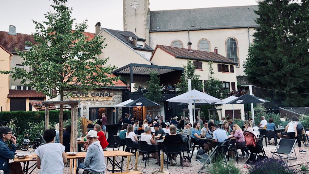 photo du resaurant Côté Canal | Café & CO.