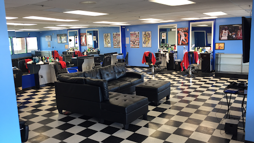 Blueprint Dominican barbershop