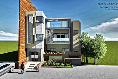 Bhashi Architects Moradabad