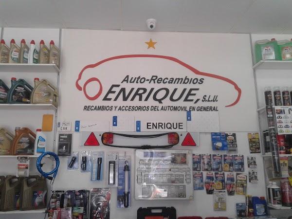 Auto Recambios Enrique, SLU