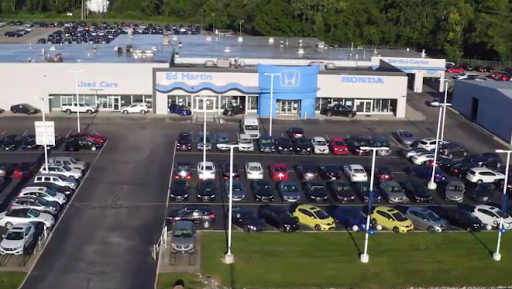 Honda Dealer «Ed Martin Honda», Reviews And Photos, 770 Shadeland Ave,  Indianapolis, IN 46219, ...