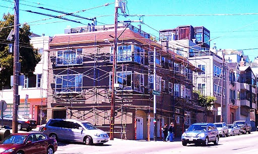 Roofing Service Group in San Francisco, California
