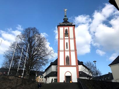 Evangelical Nikolaikirche Siegen