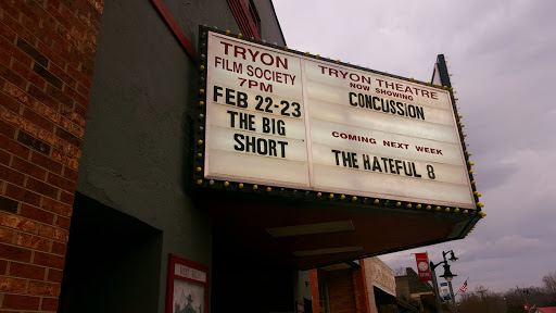 Movie Theater «Tryon Theatre», reviews and photos, 45 S Trade St, Tryon, NC 28782, USA
