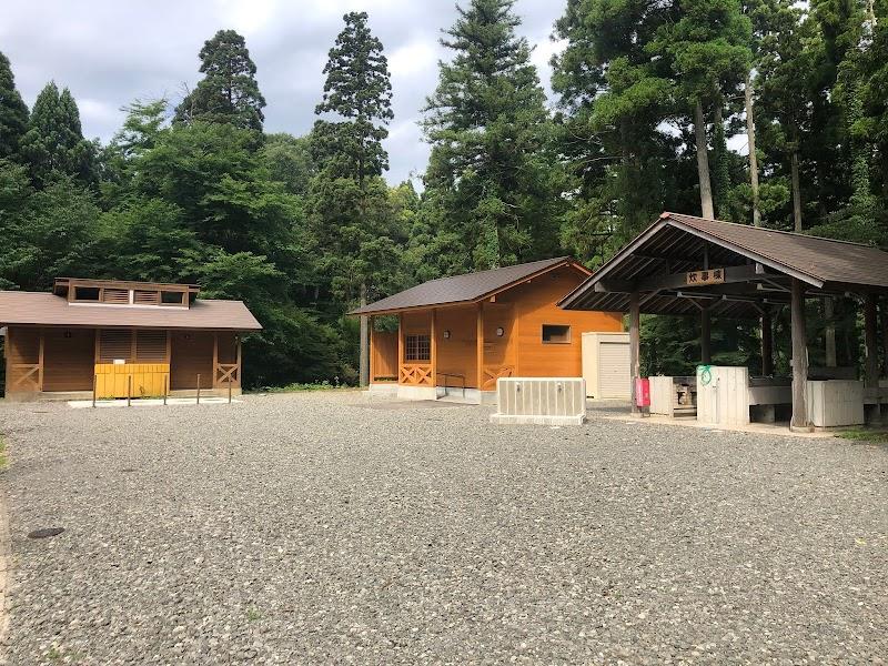 三国 山 場 キャンプ 公園 石川 森林 県