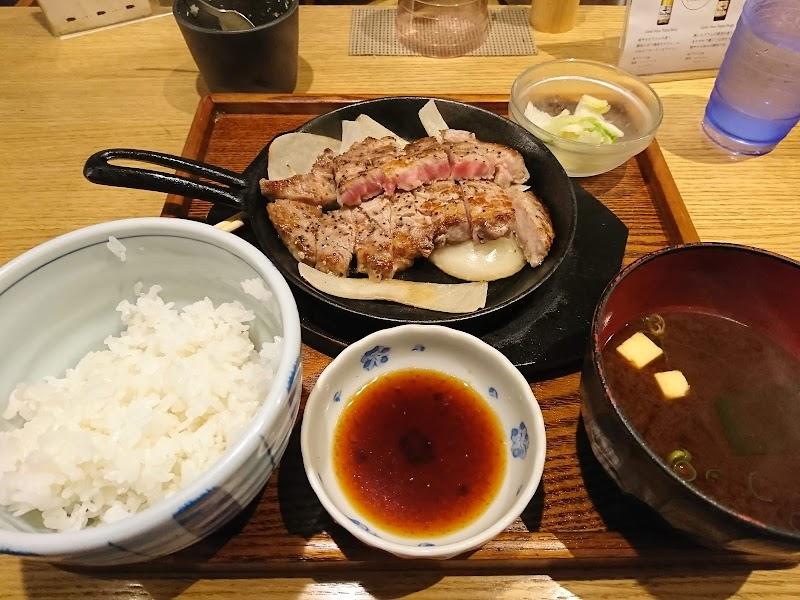 豚ステーキ 十一 赤坂店
