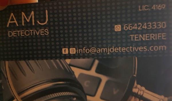 AMJ DETECTIVES